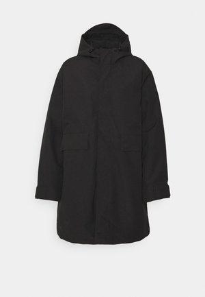 VERNON - Short coat - black