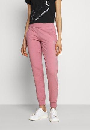 TROUSER - Teplákové kalhoty - pink