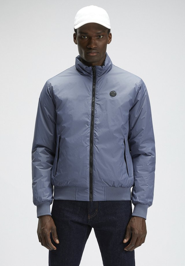 Bomber Jacket - grisaille