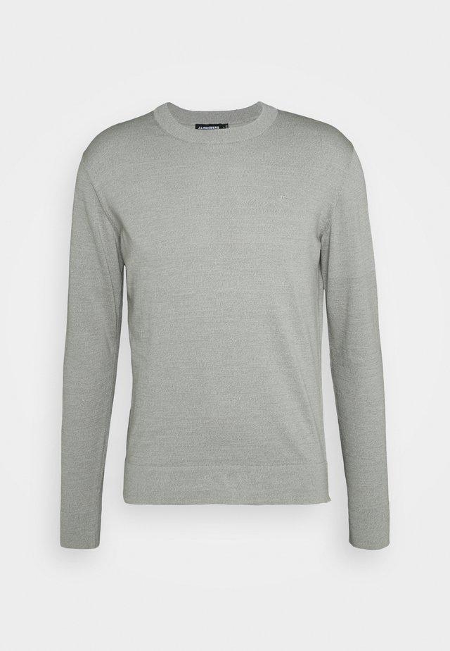 NIKLAS MOULINE - Stickad tröja - stone grey