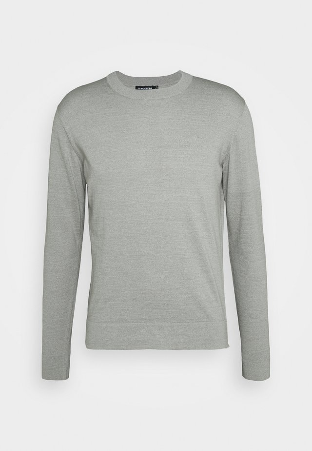NIKLAS MOULINE - Trui - stone grey