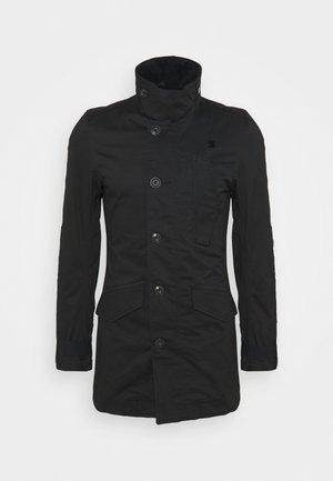 SCUTAR UTILITY - Halflange jas - black