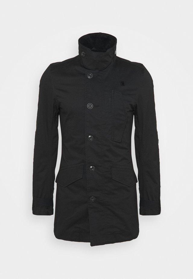 SCUTAR UTILITY - Short coat - black
