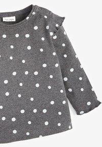 Next - Teplákové kalhoty - grey - 5