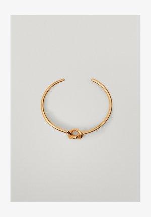 MIT KNOTEN - Bracelet - gold