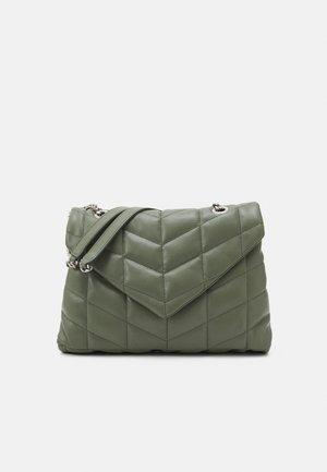 CROSSBODY BAG DAN M - Across body bag - khaki
