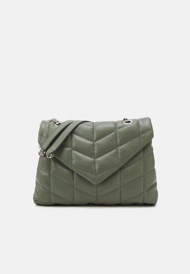 PARFOIS - CROSSBODY BAG DAN M - Across body bag - khaki