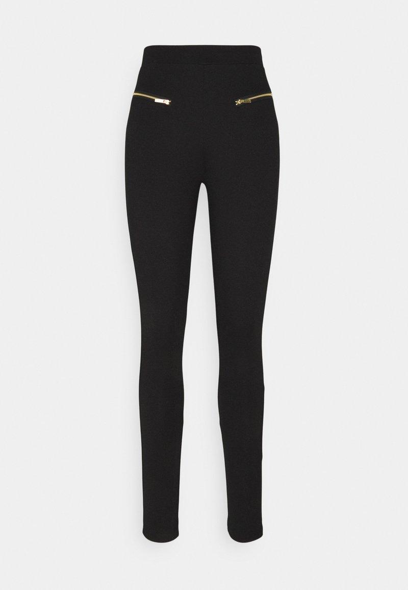Even&Odd Tall - Leggings - black