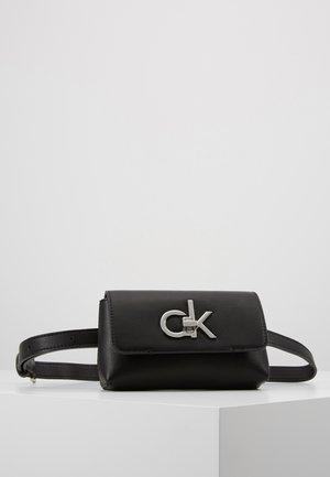 RE LOCK BELT BAG - Bum bag - black