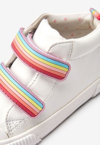 Next - TOUCH FASTENING  - Classic ankle boots - white - 4