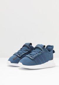 adidas Originals - U_PATH RUN - Sneakers basse - night marine/footwear white - 3