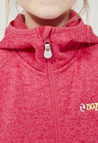 ZIGZAG - Zip-up hoodie - 4053 virtual pink - 3