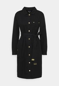 Barbour International - MINATO DRESS - Denim dress - black - 4