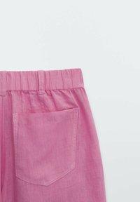 Massimo Dutti - MIT  - Shorts - neon pink - 5