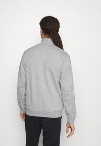 adidas Performance - Tuta - medium grey heather/black - 2