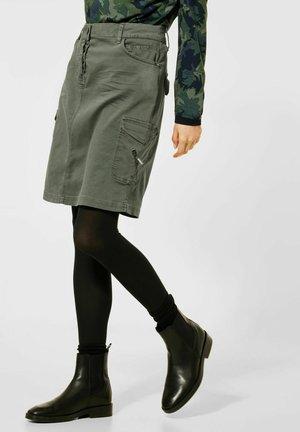 Pencil skirt - grün