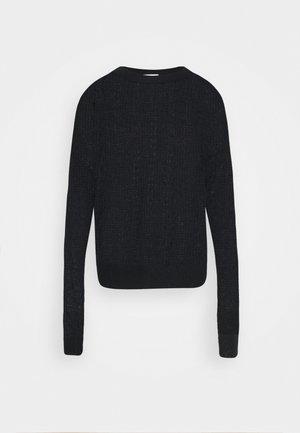 VIDAISY - Strikpullover /Striktrøjer - black