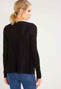 ONLY - ONLCRYSTAL - Cardigan - black - 2