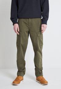 Levi's® - XX TAPER CARGO II - Cargo trousers - olive - 0