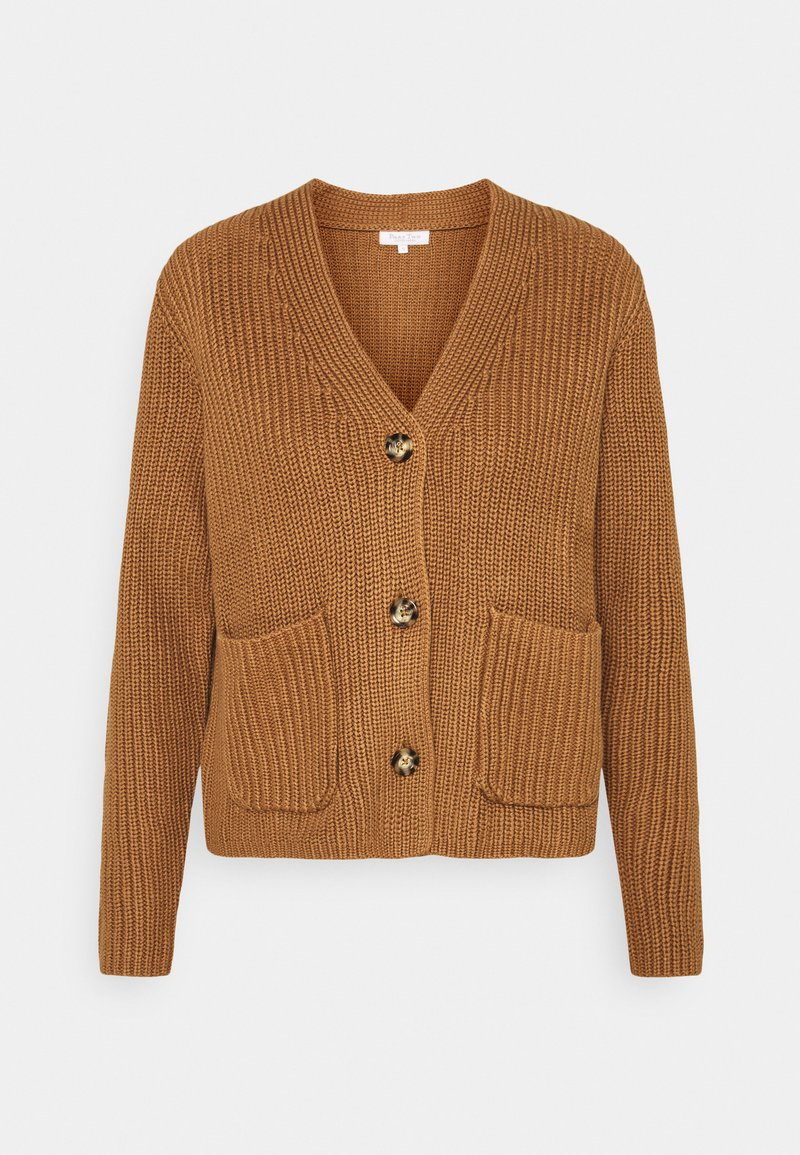 Part Two - TONIAPW - Cardigan - light brown