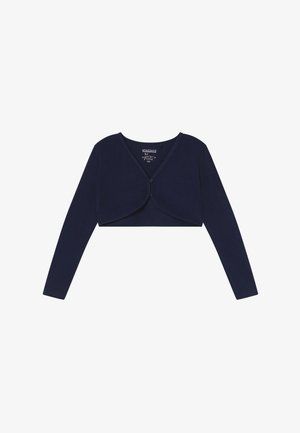 BOLERO KIDS - Strikjakke /Cardigans - dunkelblau