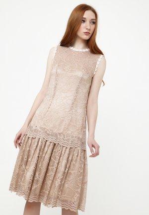 OTILIA - Cocktail dress / Party dress - beige