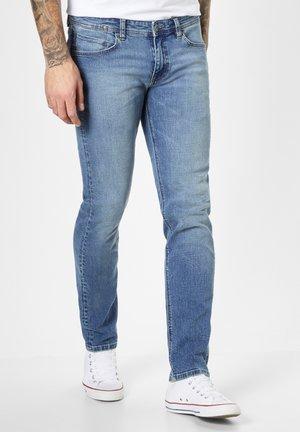 DEAN - Straight leg jeans - blue heavy wash