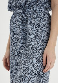 Fransa - Day dress - cashmere blue mix - 4