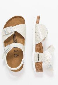 Birkenstock - RIO - Sandals - cosmic sparkle white - 0