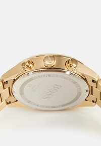 BOSS - CHAMPION - Chronograaf - gold-coloured - 2