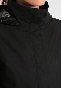 Helly Hansen - ADEN INSULATED COAT - Outdoor jacket - black - 3