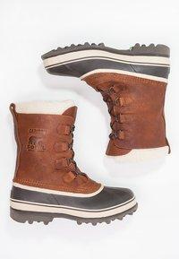 Sorel - CARIBOU SL - Zimní obuv - braun - 1