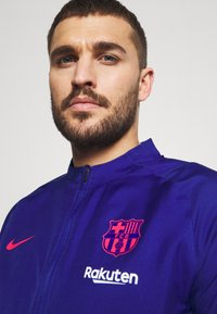 Nike Performance - FC BARCELONA MNK DRY SET - Club wear - deep royal blue/lt fusion red - 4