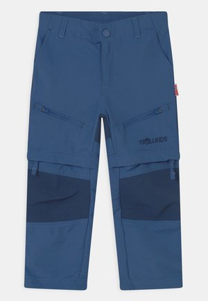 NORDFJORD ZIP-OFF 2-IN-1 UNISEX - Outdoor trousers - midnight blue