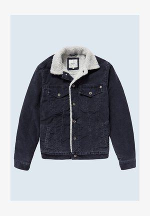PINNER DLX - Winter jacket - deepsea blau