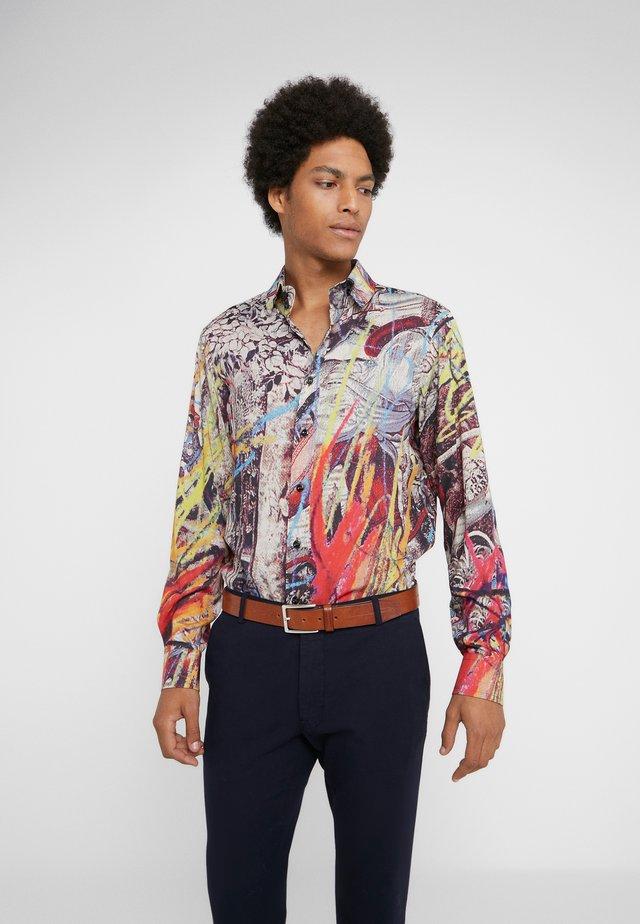 BUTTON KRALL - Košile - multi-coloured