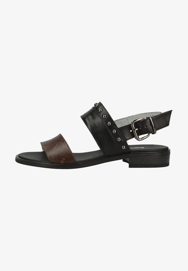 Sandalen - t.di moro/nero