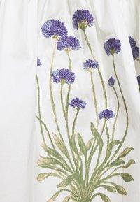 Tory Burch - SMOCKED DRESS - Day dress - new ivory - 6