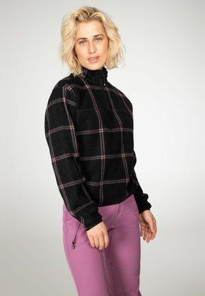 BRITT - Fleece jumper - think pink