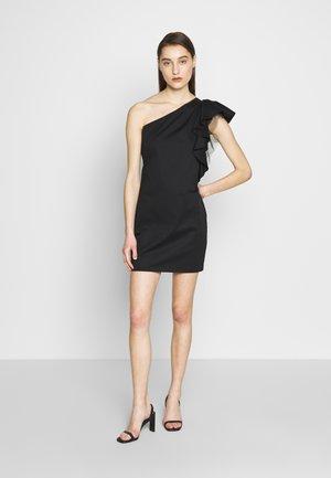 TAYLOR SHORT DRESS - Cocktailkjole - black