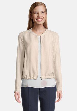 Summer jacket - cream nature