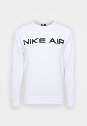 AIR CREW - Sweatshirt - white/photon dust