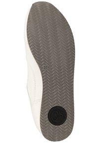s.Oliver BLACK LABEL - Sneakersy niskie - white 100 - 6