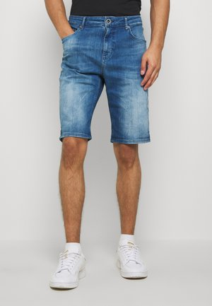 BARIS  - Short en jean - stone used