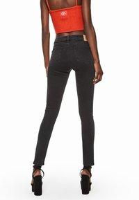 Pepe Jeans - DUA LIPA X PEPE JEANS - Skinny džíny - denim - 2