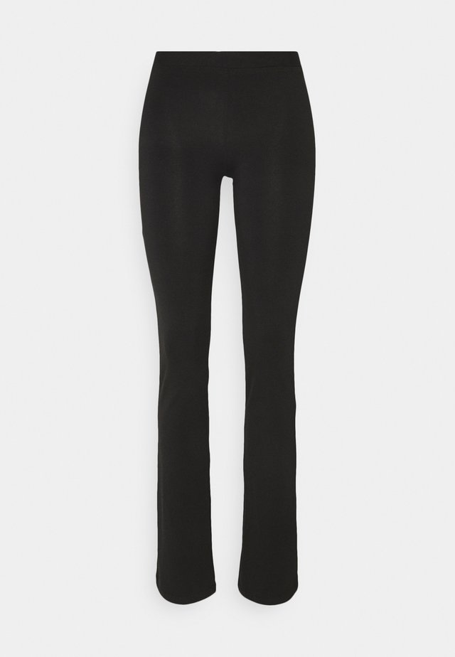 ECARTE - Trousers - black