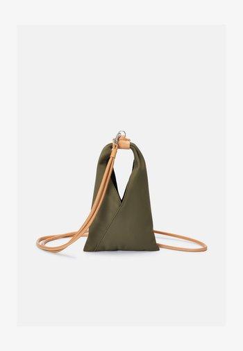 ORNAMENTAL ITEM - Handbag - khaki