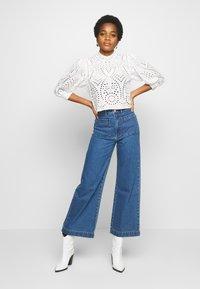 Rolla's - STEPHANIE BLOUSE - Button-down blouse - white - 1