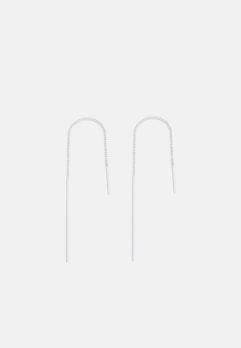 Pilgrim - EARRINGS BRIELLE - Earrings - silver-coloured