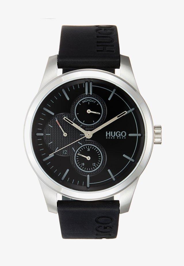 DISCOVER - Reloj - black